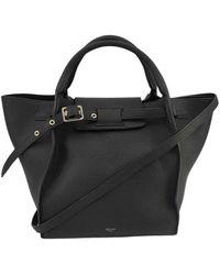 Céline Vintage Sac Big Bag - Zwart