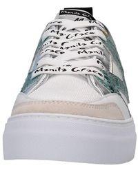 Manila Grace - Low Top Sneakers - Lyst
