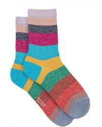 Paul Smith Socks - Blauw