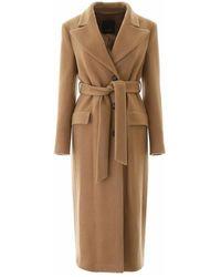 Pinko Coat - Bruin