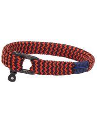 Pig & Hen Bracelet P07-ss20-242632 - Rood