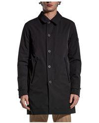 Peuterey Shirt - Zwart