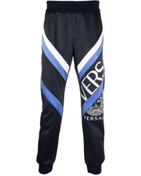 Versace Trousers - Blauw