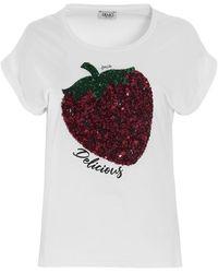 Bronx T-shirt - Wit