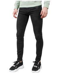 Iceberg 5 Pocket Jeans - Zwart