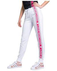 Love Moschino Sweatpants - Wit