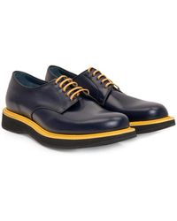 Church's Lace Up Shoes Azul