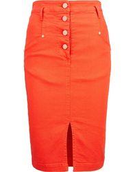 8pm Skirt - Oranje