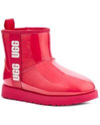UGG Flat Shoes - Rood