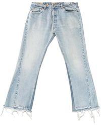 GALLERY DEPT. 90210 LA Flare Denim Jeans - Blau