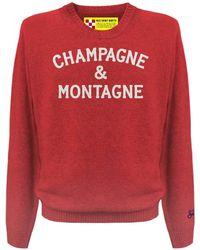 Mc2 Saint Barth Sweatshirt - Rojo