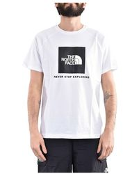 The North Face T-shirt - Wit