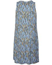 Aspesi Dress Azul