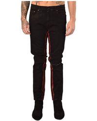 Alexandre Vauthier Jeans 5 Tasche - Schwarz