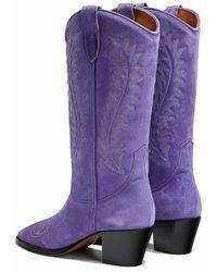Paris Texas Px143 Xv003 boots Morado