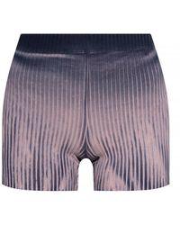 Cotton Citizen Shorts - Blauw