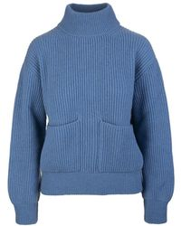 Fedeli Sweater - Bleu