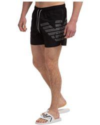 Emporio Armani Trunks swimsuit Negro