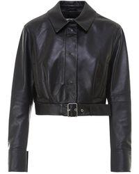 Sportmax Women's Clothing Jacket & Coat 24410117600 - Zwart