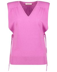 Dorothee Schumacher - Tie At The Sides Top - Lyst