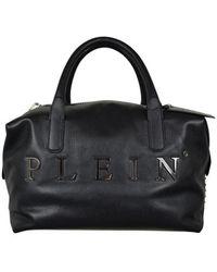 Philipp Plein Sac de voyage - Noir