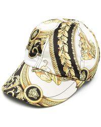 Versace Casquette - Blanc