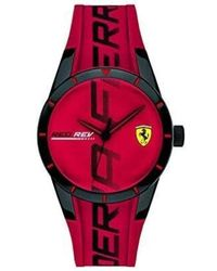 Ferrari Watch - Rood