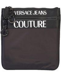 Versace Jeans Shoulder Bag - Zwart