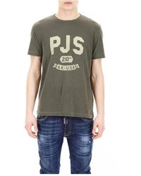 Parajumpers Arnold T-shirt - Groen