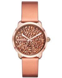 DIESEL Time Frames Dz5583 Watch Women Rose - Roze
