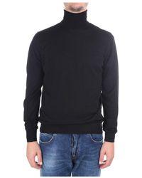 Drumohr D0d104 Sweater - Zwart
