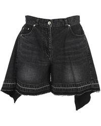Emporio Armani Shorts 2105606d - Zwart