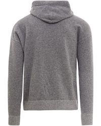 Roberto Collina Sweatshirt - Gris