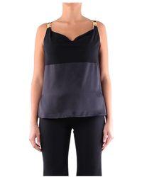 Versace - A85875a231743 Sleeveless Top - Lyst