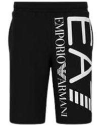 EA7 - Bermuda Shorts - Lyst