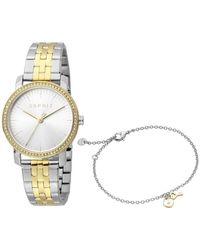 Esprit Es1L183M2085 Valentine MB Watch - Grigio
