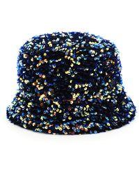 Maison Michel Hat - Zwart