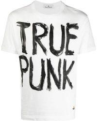 Vivienne Westwood T-shirt - Wit