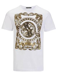 Billionaire - T- Shirt - Lyst