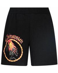 Chinatown Market Shorts - Nero