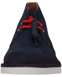 Gucci Desert Boots - Blauw
