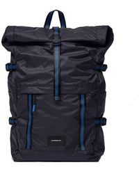 Sandqvist Backpack Bernt Lightweight - Zwart