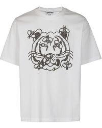 KENZO T-shirt - Wit