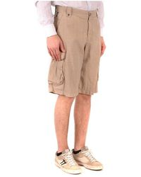 Armani Shorts Beige - Neutro
