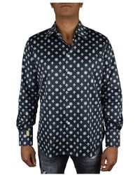 Billionaire Milano Casino Shirt - Zwart