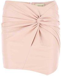 Alexandre Vauthier Skirt - Roze