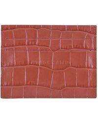 Longchamp Cardholder - Bruin