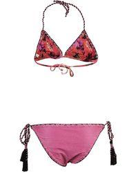 Anjuna Rever Bikini Rosa