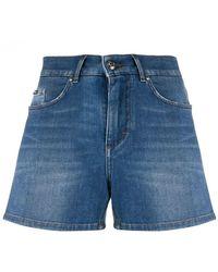 Dolce & Gabbana 5-pocket Trousers - Blauw