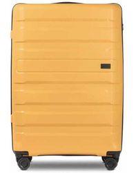 Conwood Santa Cruz luggage Superset S+l Radiant Yellow - Geel